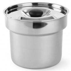 Bain-Marie pan voor opzetstuk