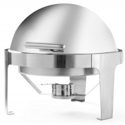 Rolltop-Chafing Dish rond