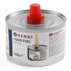 Vloeibare brandstof met lont brandduur 6 uur