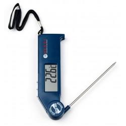 Thermometer met inklapbare sonde