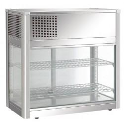 Polar tafelmodel gekoelde vitrine 160ltr