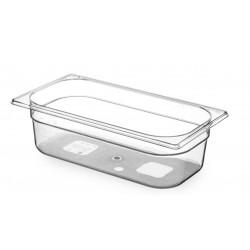 Gastronormbak 1/3 GN Tritan BPA vrij