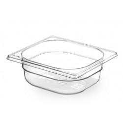 Gastronormbak 1/6 GN Tritan BPA vrij