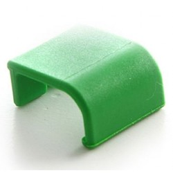 Deksel clips voor HACCP voorraaddoos Groen
