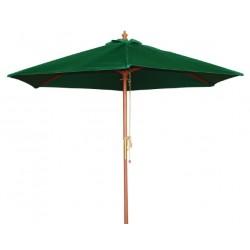Ronde parasol Bolero Groen 3 meter