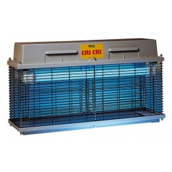 Insectenverdelger 2 x 40 Watt