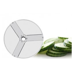 Schijfjesmes voor Hendi groentesnijder