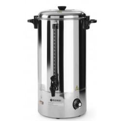 Warme dranken ketel 10 liter enkelwandig