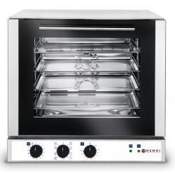 Heteluchtoven multifunctioneel met grill