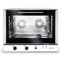 Bakkerij oven met handmatige vochtinjectie