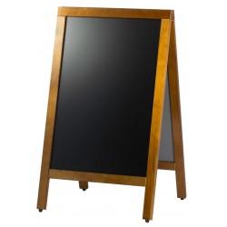 Krijtstoepbord 500x850mm